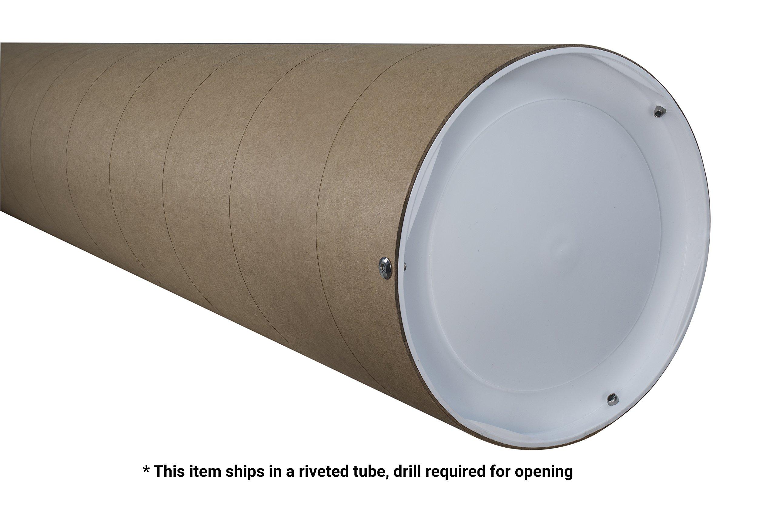 Arctic White RV Fiberglass/Filon Siding (5ft) by RecPro (Image #2)