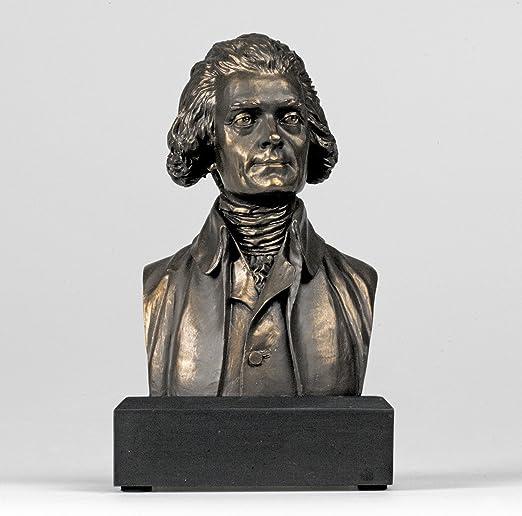 George Washington Bust Figurine Statue Sculpture Gift Boxed