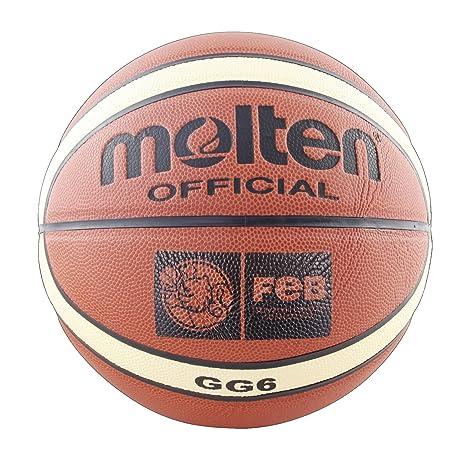MOLTEN Balón Baloncesto BGG-6: Amazon.es: Deportes y aire libre