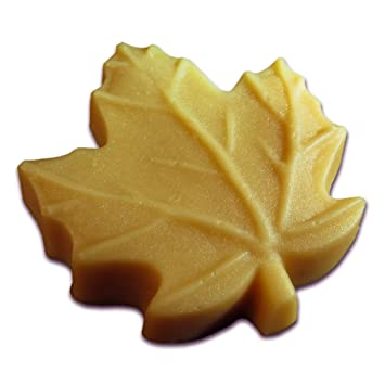 1154fae23e5 Image Unavailable. Image not available for. Color  100% Pure Vermont Maple  Sugar Candy - 6 1.5oz Leaves