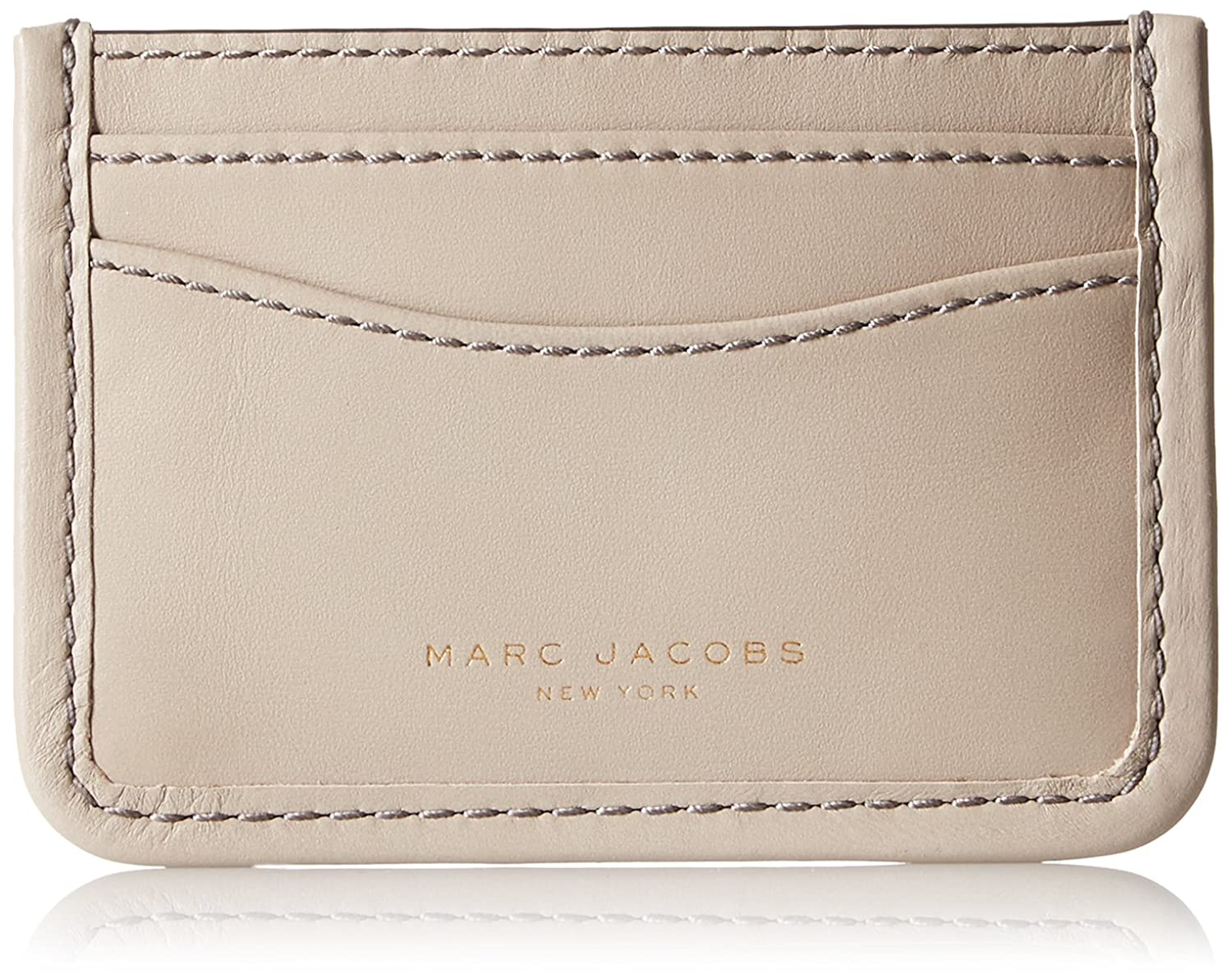 Amazon.com: Marc Jacobs Madison Case Credit Card Holder, Pebble, One ...
