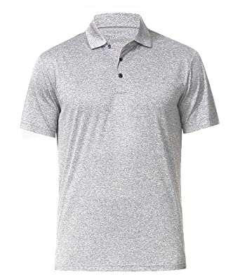fea31f0f6 Men's Polo Shirts - Dry Fit Performance Short Sleeve Glof Polo T Shirt for  Men