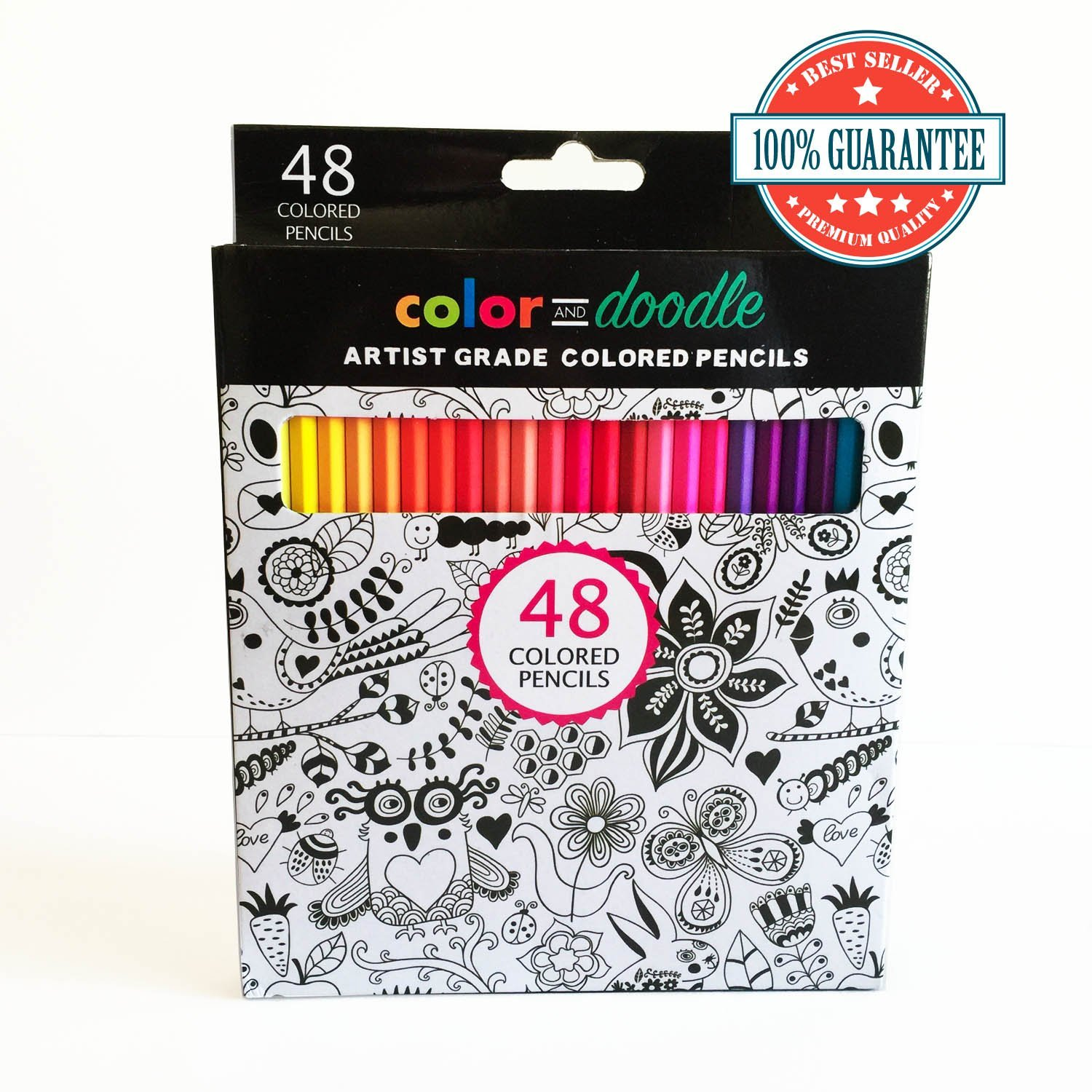 amazon com colored pencils for adults and kids color and doodle