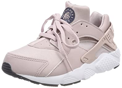 Nike Huarache Run (PS), Sneakers Basses Fille, Particle Rose/th 603