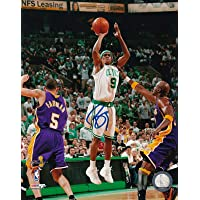 $46 » Autographed Rajon Rondo Photo - COLOR 8x10 - Autographed NBA Photos
