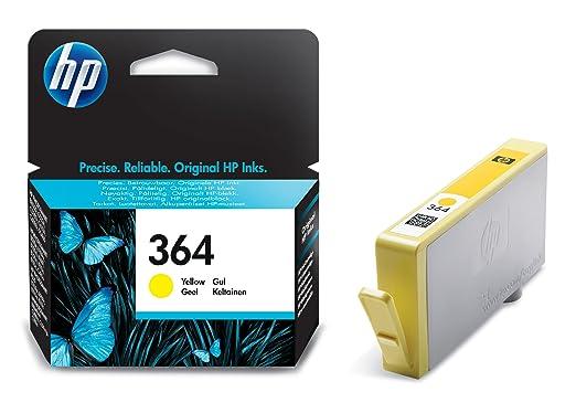 678 opinioni per HP Cartuccia Inkjet 364, Giallo