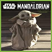 Star Wars The Mandalorian - The Child - 2020 Wall Calendar