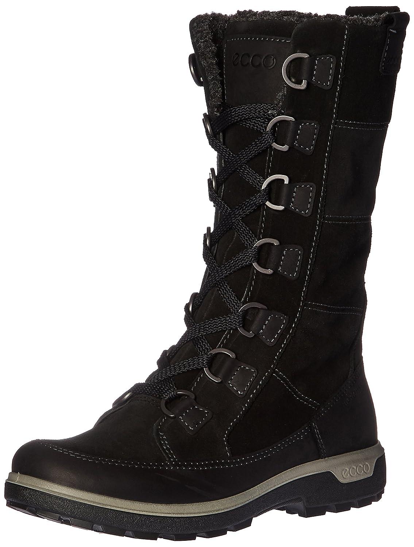 ECCO Women's Gora Tall Boot Hiking Inspired B0163GJW76 37 EU/6-6.5 M US|Black