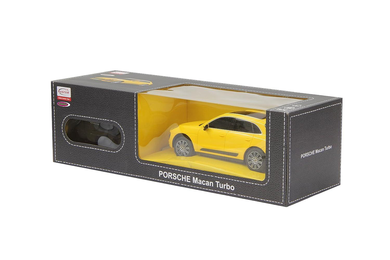 Jamara Porsche Macan Turbo Remote Controlled Car - Juguetes de Control Remoto (92 mm, 195 mm, 67 mm, 182,8 g): Amazon.es: Juguetes y juegos