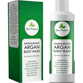 Best Natural Body Wash For Women U0026 Men U2013 Deep Moisturizing Body Wash Great  For Dry