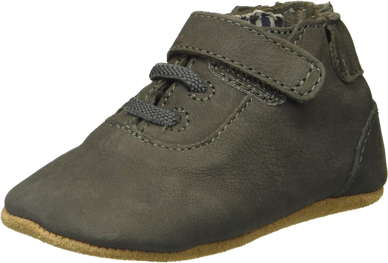 Robeez Kids' George Crib Shoe