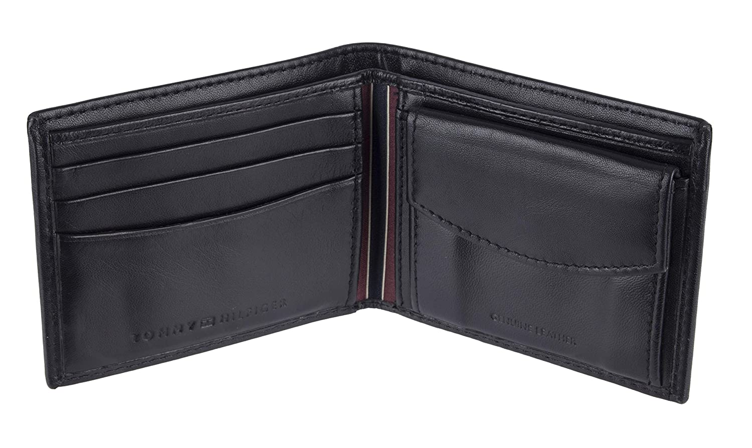 Amazon.com: Tommy Hilfiger Monedero de bolsillo – Billetera ...