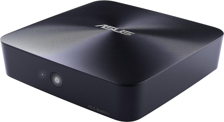 Asus Vivomini UN42-M121Z - Ordenador de sobremesa (Intel Celeron ...