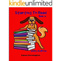 Starting to Read with Sniffer: Sniffer likes... Beginner readers age 3 - 6, reading books for kindergarten and early learners Book 2