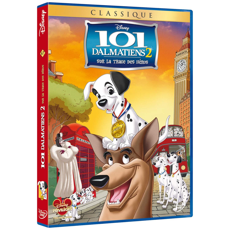 Amazon Com 101 Dalmatiens 2 Sur La Trace Des Heros Movies Tv