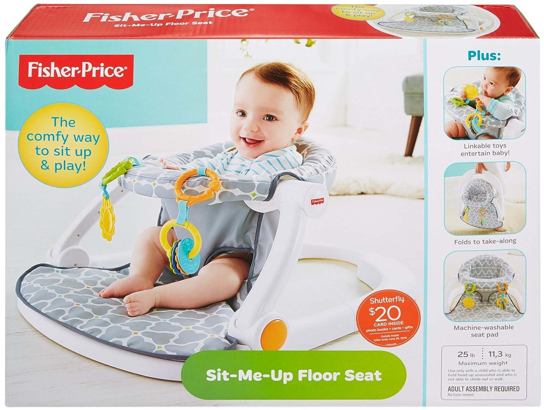 Fisher-Price Sit-Me-Up Floor Seat Exclusive
