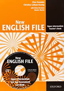 English file new edition upper intermediate workbook new english new english file upper intermediate teachers book test resource cd rom fandeluxe Images
