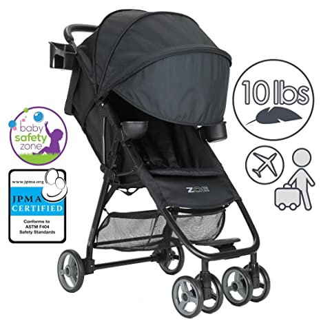 ZOE XL1 DELUXE Xtra Lightweight Travel & Everyday Umbrella Stroller