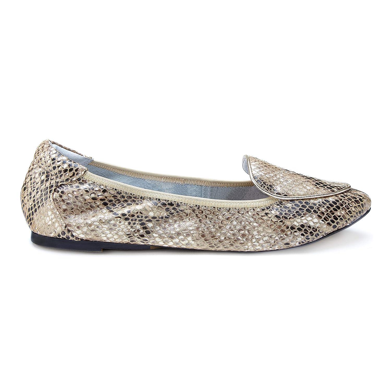 Cocorose Faltbare Schuhe - Clapham Leder Damen Ballerinas Leder Clapham 11c1ba