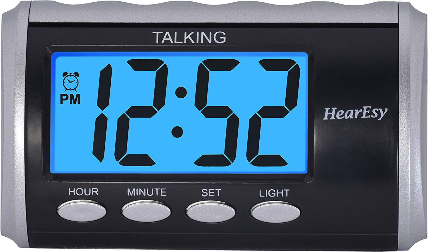 Time Chant's Talking Alarm Clock for Visually Impaired