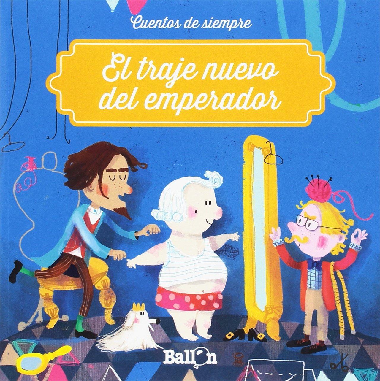 EL TRAJE NUEVO DEL EMPERADOR: 9789403205403: Amazon.com: Books