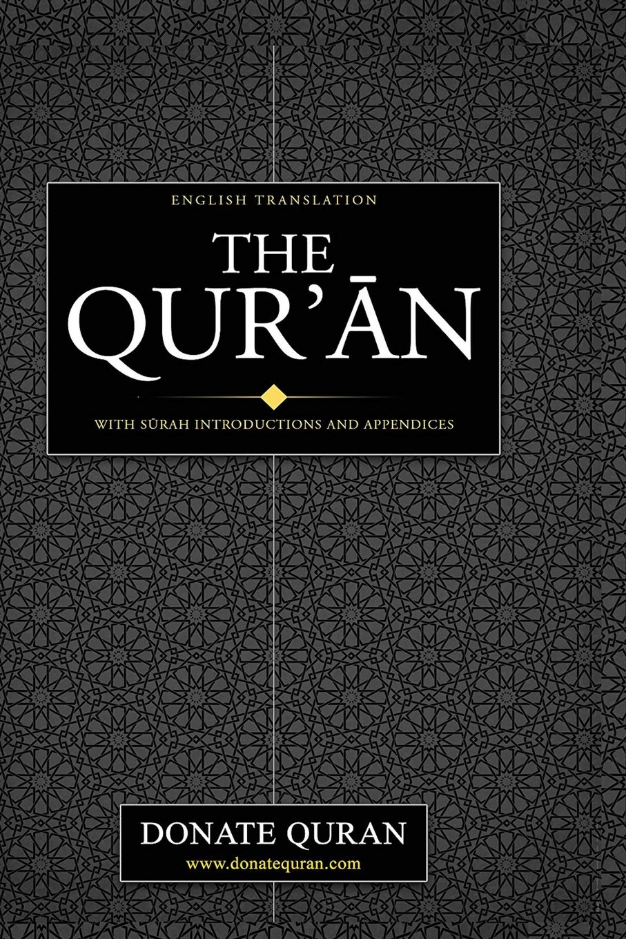 Buy The Qur'an: With Surah Introductions and Appendices - Saheeh