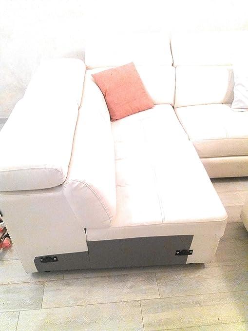 Divano Angolare 4 Posti.Esteamobili Divano Angolare Eco Pelle 4 Posti Moderno Salotto Vari