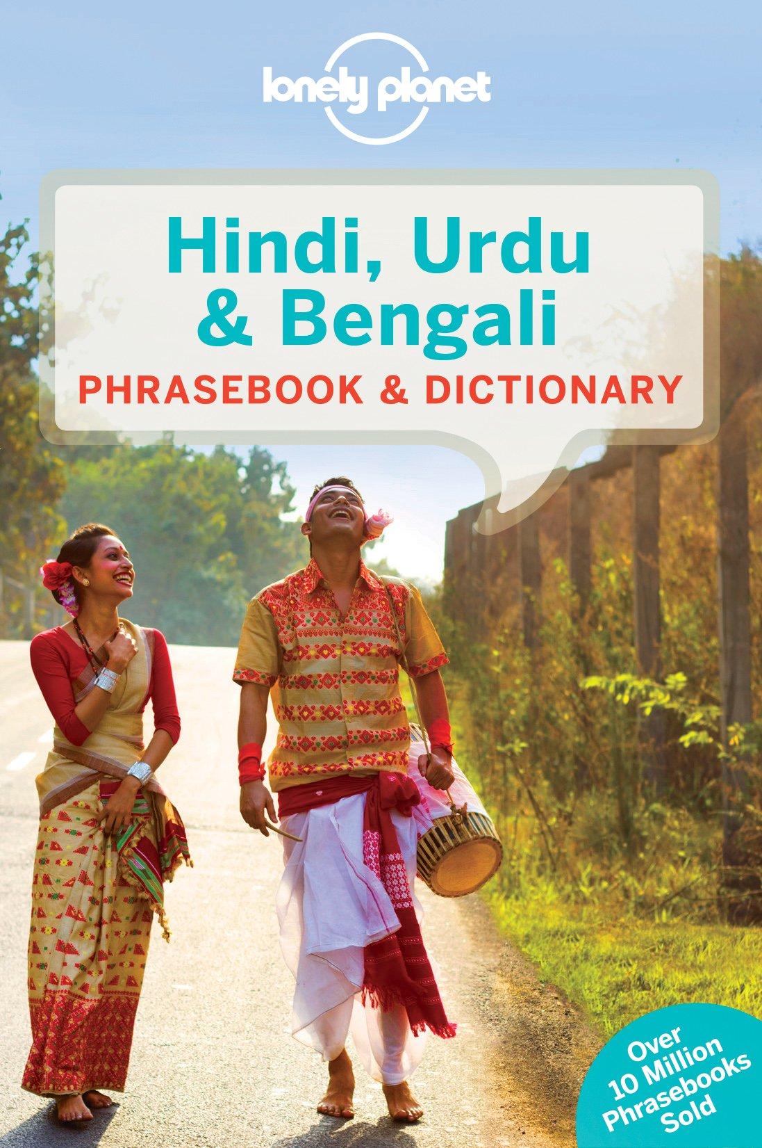 Lonely Planet Hindi Bengali Phrasebook