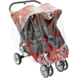 Twin Raincover For Baby Jogger Mini And GT Double By Baby Travel