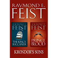 The Complete Krondor's Sons 2-Book Collection: Prince of the Blood, The King's Buccaneer