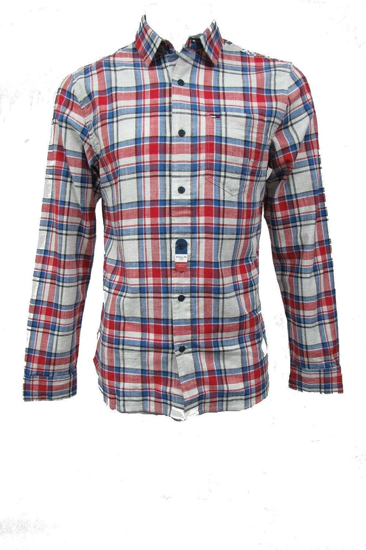 Tommy Hilfiger Camisa Regular FIT (XL): Amazon.es: Ropa y ...