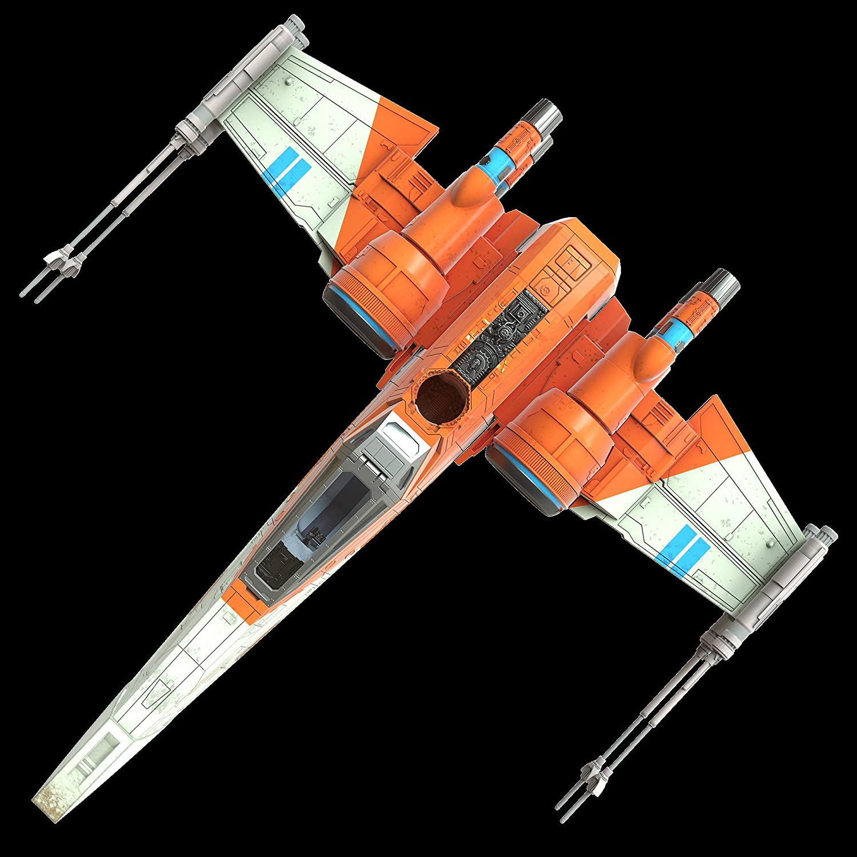 Hasbro Star Wars IX Poe Damerons X-Wing Fighter Vintage Collection Fahrzeug HASE