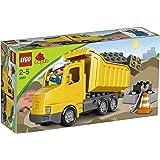 LEGO - 5651 - Jeu de Construction - DUPLO LEGOVille - Le Camion Benne