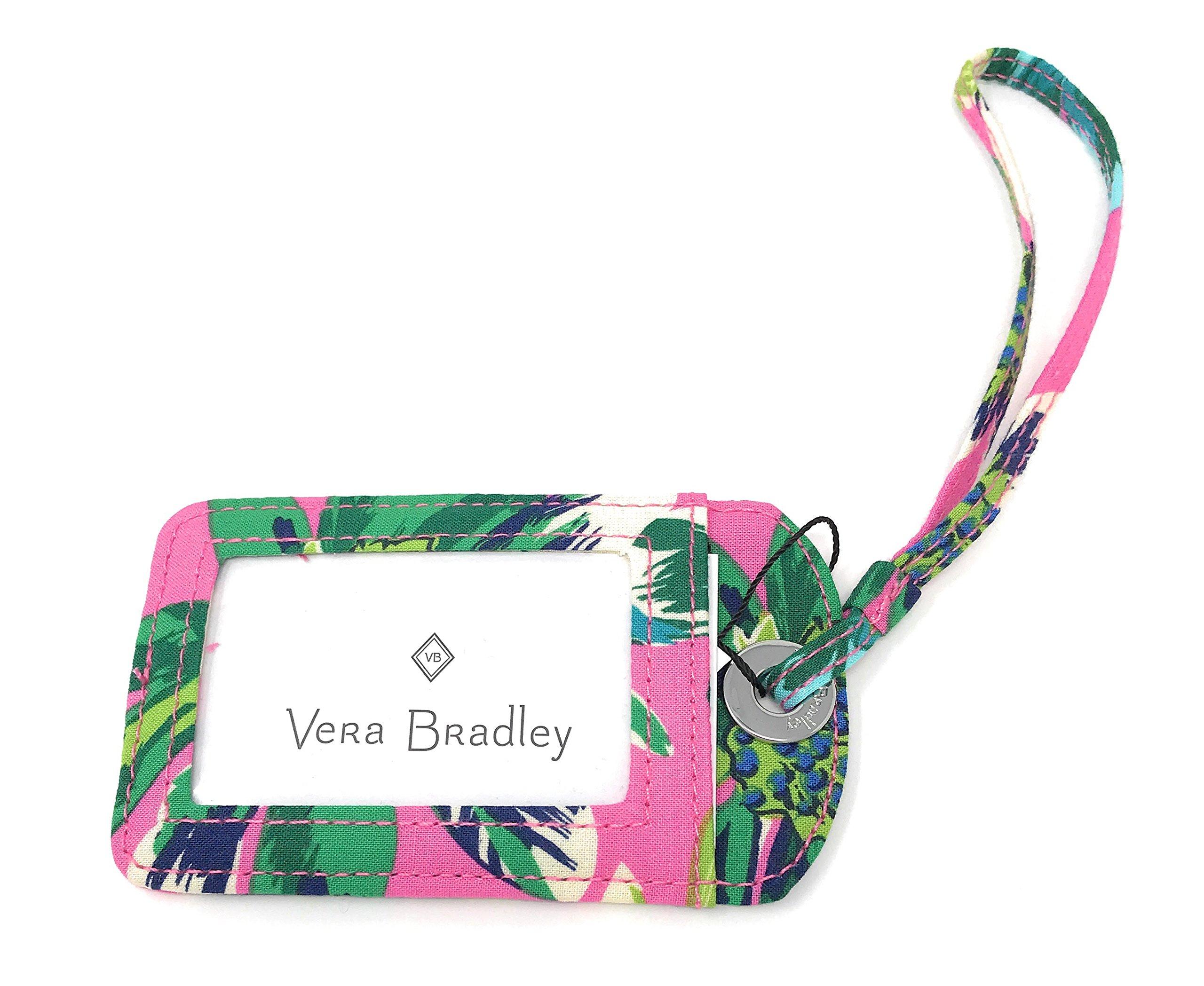 Vera Bradley Luggage Tag in Tropical Paradise