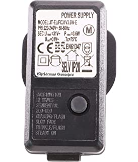 24v~ 1200ma Max 28.8va AC Adaptor without lead Suitable For Christmas Lights