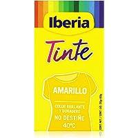 Iberia Tinte Amarillo para Ropa - 70 gr
