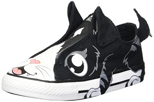 235fe05d75900 Converse Kids' Chuck Taylor All Star Creatures Sneaker,: Amazon.ca ...