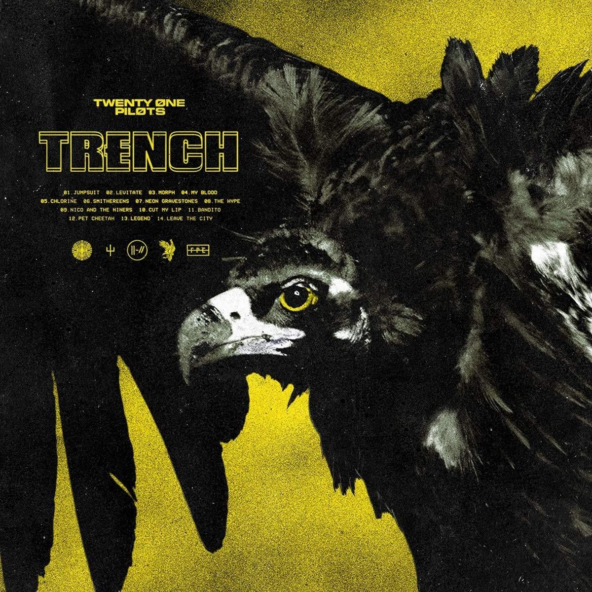 Cassette : Twenty One Pilots - Trench (Cassette)