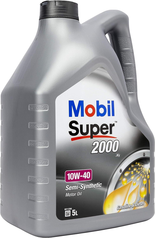 Mobil Super 2000 X1 10W-40, 5L