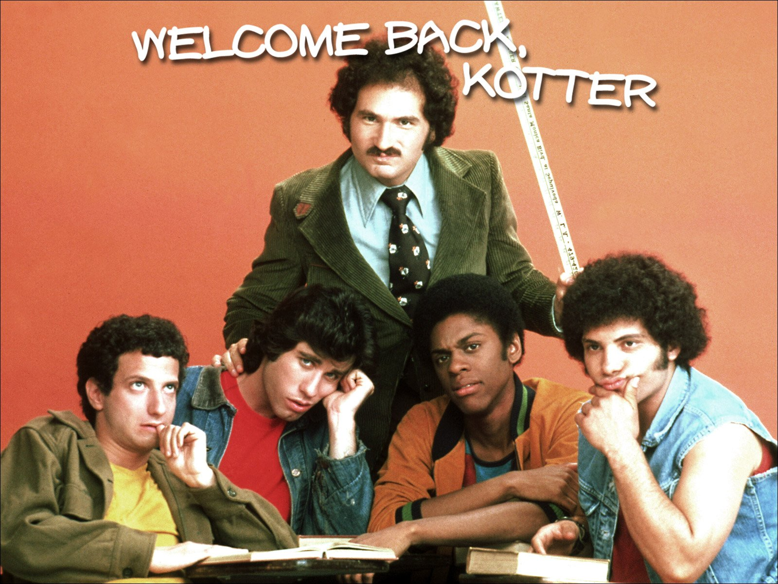 Image result for welcome back kotter