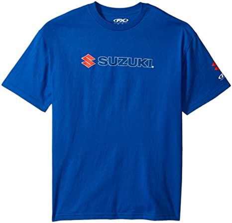 Black, X-Large Factory Effex 16-88404 Suzuki GSXR Bike T-Shirt