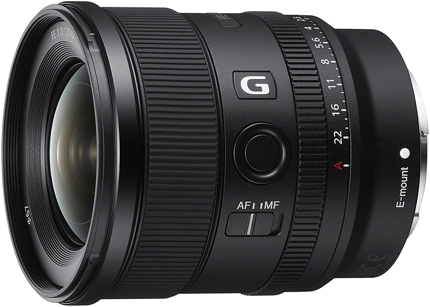 Amazon Opens Pre-Orders For Sony FE 20mm F1.8 G Full-Frame Large-Aperture Ultra-Wide Angle G Lens