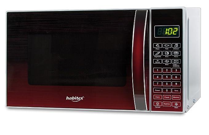 Habitex 1450Y15 - Microondas 20L 700W Cc1520R Habitex: Amazon.es ...