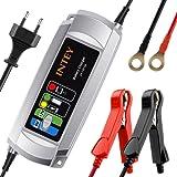 autobatterij laadapparaten batterijlaadapparaat intey 6/12V 5A batterij oplader voor Motorfiets en Auto Batterijen- Winter Batterieschutz