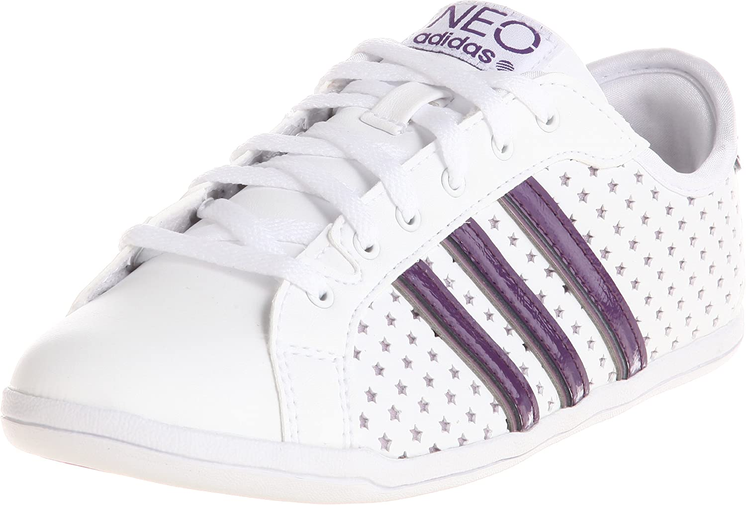adidas Neo Label Derby QT Womens Shoes Trainers G52332 White Size ...