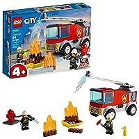 LEGO City Fire Ladder Truck 60280 Building Kit