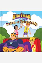 Bibleman and the Wish-a-Prayer Machine (board book) Board book