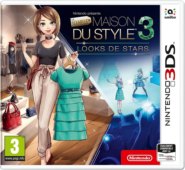 La Nouvelle Maison du Style 3: Looks de Stars - Nintendo 3DS [Importación francesa]