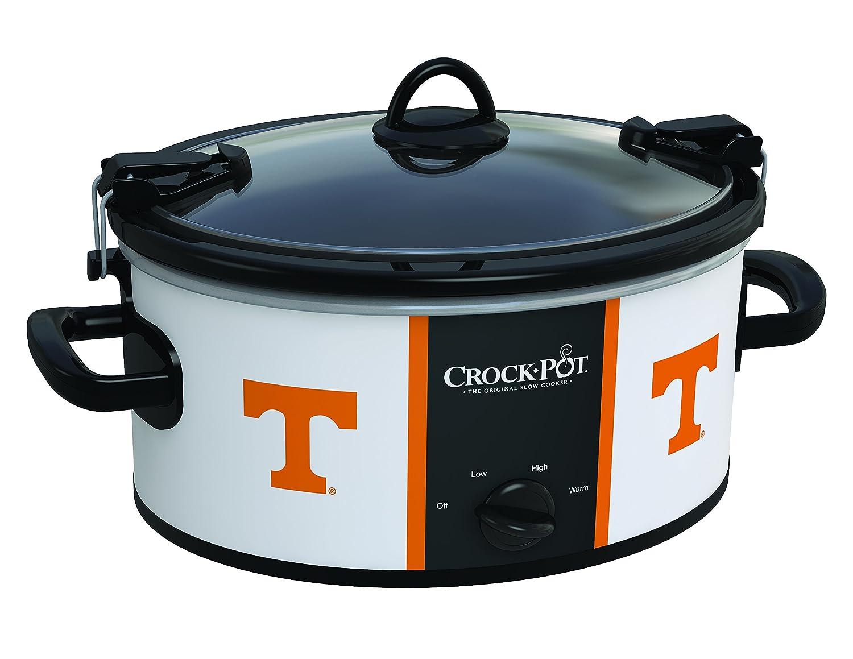 Crock-Pot Tennessee Volunteers Collegiate 6-Quart Cook & Carry Slow Cooker