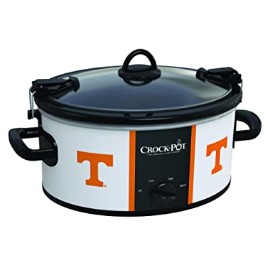 Crock-Pot Tennessee Volunteers Collegiate 6-Quart Cook & Carry Slow Cooker